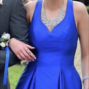 Dresses & Skirts - Royal blue long prom dress